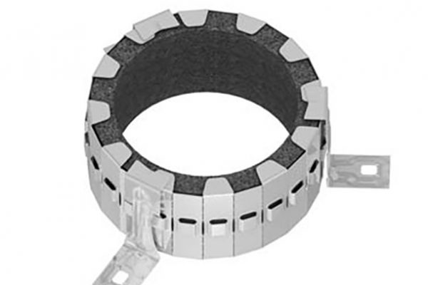 promat unicollar, fire rated collar