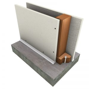 fire rated wall board from Promat