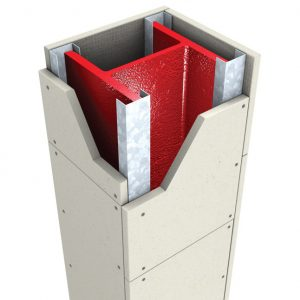 fireboard for fire wall and steel protection - Promatect 50