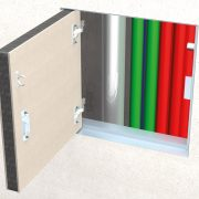 fire rated access panels from Promat