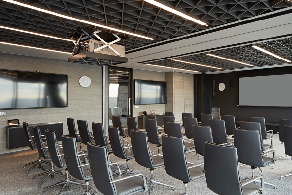 SAS 810 Tricell Ceiling